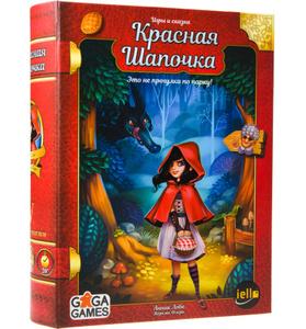 Настольная игра Красная Шапочка. GaGa