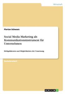 Social Media Marketing als  ...