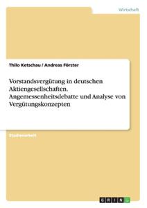 Vorstandsvergutung in deutschen  ...