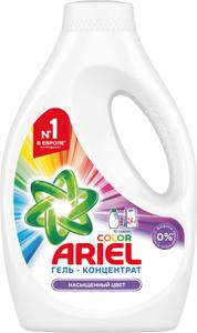 Купить Средство для стирки Ariel Color, для удаления пятен, автомат, 1,04 л