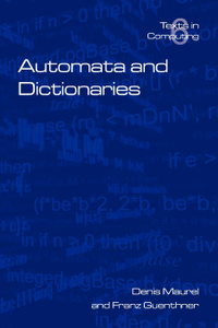 Automata and Dictionaries