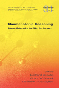 Nonmonotonic Reasoning. Essays  ...