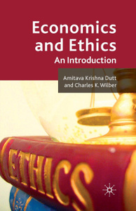 Economics and Ethics. An  ...