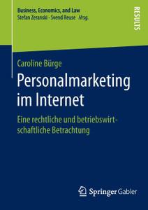 Personalmarketing im Internet.  ...