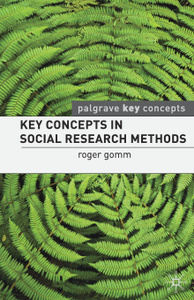 Key Concepts in Social Research  ...
