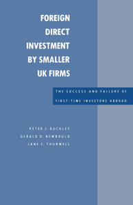 Foreign Direct Investment by  ...
