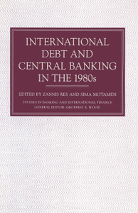 International Debt and Central  ...