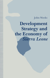 Development Strategy and the  ...