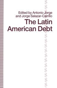 The Latin American Debt