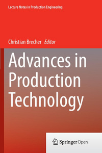 Advances in Production  ...