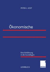 Okonomische  ...