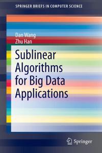 Sublinear Algorithms for Big  ...