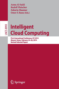Intelligent Cloud Computing.  ...