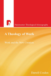 Pbtm. Theology Of Work A