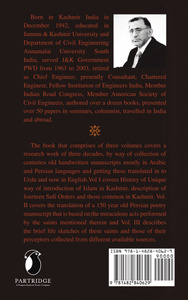 Sufi Saints of Kashmir. Sufi orders in Kashmir