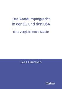 Das Antidumpingrecht in der EU  ...
