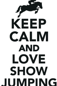 Keep Calm Love Show Jumping Workbook of Affirmations Keep Calm Love Show Jumping Workbook of Affirmations. Bullet Journal, Food Diary, Recipe Notebook, Planner, To Do List, Scrapbook, Academic Notepad