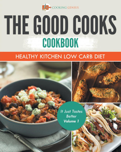 The Good Cooks Cookbook.  ...