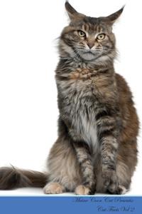 Maine Coon Cat Presents. Cat  ...