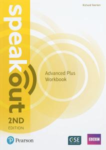 Speakout 2ed Plus Advanced WB no key