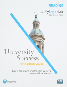 University Success Trans Reading SB+MEL