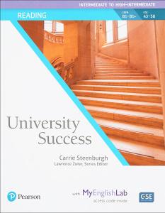University Success Int Reading SB+MEL