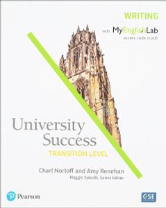 University Success Trans Writing SB+MEL
