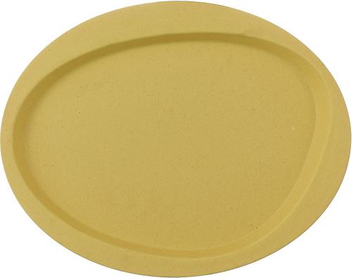 Fackelmann 47404 Pamplemousse Saver et Storer jaune