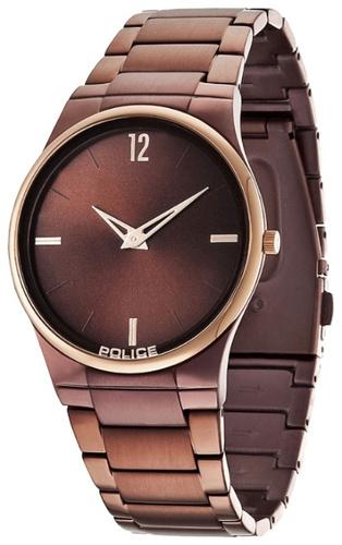 a3fa32709791 Часы Police PL.12744JRSBZR-12M, коричневый