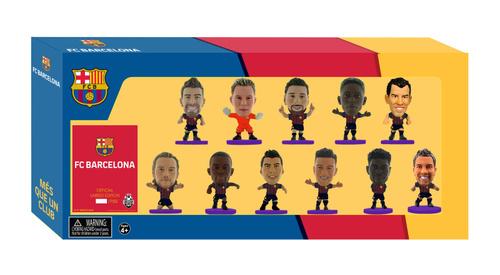 Figurka Soccerstarz Nabor Futbolistov Fk Barselona Barcelona Team Pack 11 Players 2018 19 404689 Kupit V Internet Magazine Ozon S Bystroj Dostavkoj