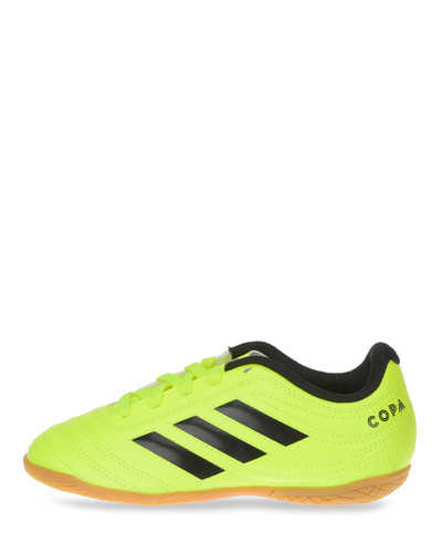 moderadamente Tibio Intentar  Бутсы для футзала для мальчика Adidas Copa 19, цвет: желтый. F35451. Размер  13,5K (31) — купить в интернет-магазине OZON с быстрой доставкой