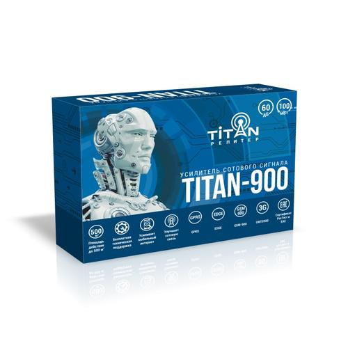усилитель сигнала сотовой связи titan