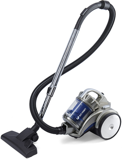 Bomann BS 971 CB, Blue Silver пылесос — купить в интернет-магазине
