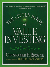 Обложка книги The Little Book of Value Investing, Christopher H. Browne