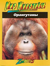 Обложка книги Орангутаны,