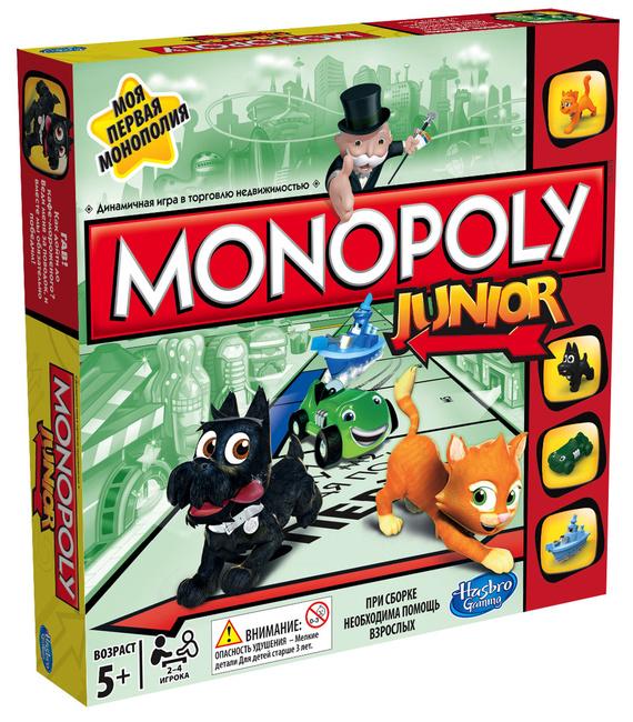 монополия карточная игра правила
