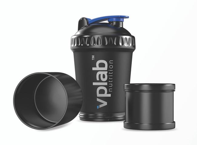 шейкер Vplab с контейнерами 06 л купить в интернет магазине Ozon с быстрой доставкой