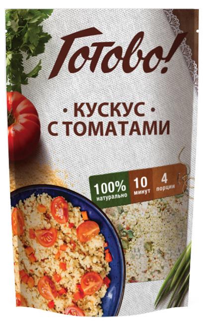 кус кус с томатами
