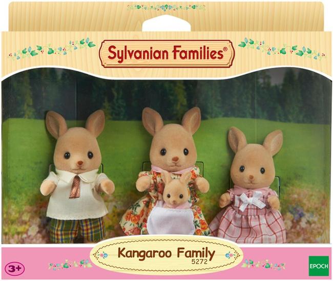игрушки для девочек маленькие зверьки семьями