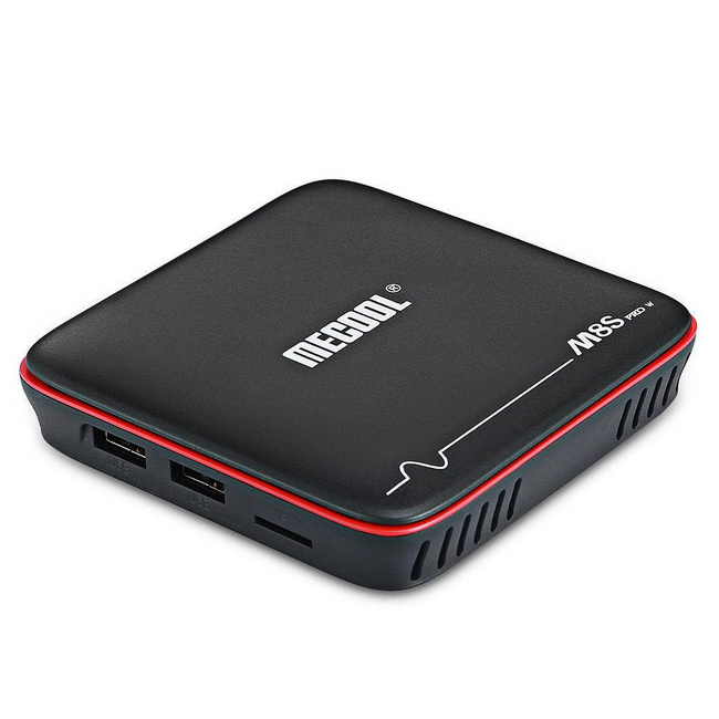 MECOOL M8S PRO W 2GB//16GB S905W TV BOX Android 7.1 Quad Core HDR10 WiFi 4K Media
