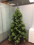 Искусственная Елка National Tree Company, Литая+ПВХ, 183 см #15, Arkhipova Tanya