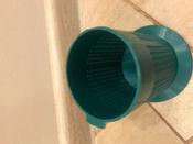 Вертикальный пылесос Kitfort КТ-515-3, серый, зеленый #1, Гуржий Елена Евгеньевна