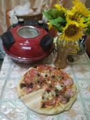 Пицца мейкер Princess 115003, Red #27, Лариса К*****