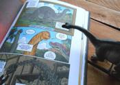 Динозавры. Научный комикс | Рид Эм-Кей #15, Волкова Наталья