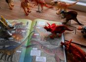 Динозавры. Научный комикс | Рид Эм-Кей #13, Волкова Наталья