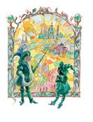 Урфин Джюс и его деревянные солдаты (ил. А. Власовой) (#2) | Волков Александр Мелентьевич #13, Editor