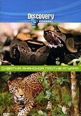 Discovery. Схватка: Анаконда против ягуара
