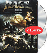 Rage: Full Moon in St. Petersburg (DVD + CD)