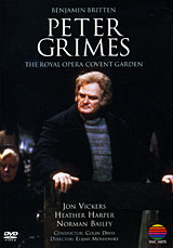 Benjamin Britten: Peter Grimes поло print bar ponyo on the cliff by the sea