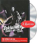 Tokio Hotel - Zimmer 483: Live In Europe (2 DVD) fm indiscreet 25 live